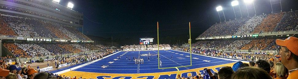 Bronco Stadium September 25 2010
