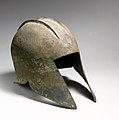 Bronze helmet of Illyrian type MET DP21093.jpg