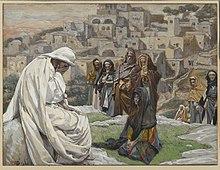 Jesus wept - Wikipedia