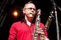Brussels Jazz Marathon 2012 - Bart Defoort Quartet (7286314402).jpg
