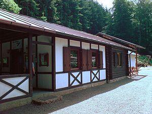 Theisbergstegen - The Buchwaldhütte