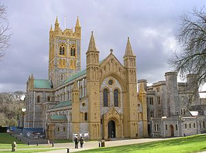 Congregation of Savigny - Buckfast Abbey, 2013