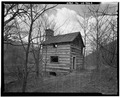 Buckhorn Manor, Kitchen, State Route 603, Bacova, Bath County, VA HABS VA,9-BACO.V,1A-3.tif