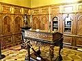Bucuresti, Romania. MUZEUL NATIONAL COTROCENI. The Working Cabinet of Queen Elizabeth. (B-II-a-A-19152).jpg