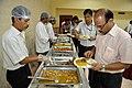 Buffet Lunch - VMPME Workshop - Science City - Kolkata 2015-07-16 9028.JPG