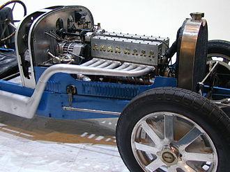 Bugatti Prototypes - Type 47