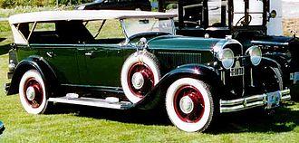 Buick Limited - 1931 Buick Series 90 Phaeton