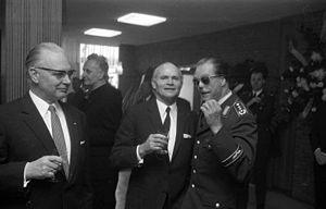 Johannes Steinhoff - Johannes Steinhoff at NATO