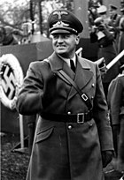 Bundesarchiv Bild 121-0270, Polen, Krakau, Polizeiparade, Hans Frank