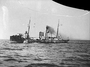Vorpostenboot - World War I: Vorpostenboot Nürnberg 1914