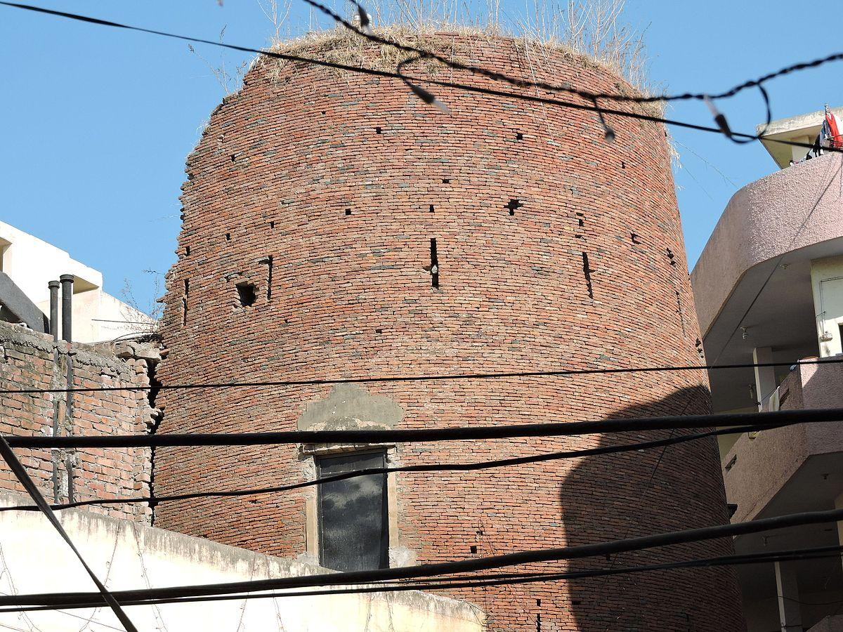 Burail Fort - Wikipedia