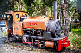 Hawthorn Leslie and Company - Burra (short for Kookaburra) was ordered by Corrimal Colliery on 1 May 1923