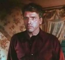 Burt Lancaster a Vengeance Valley (1958)