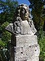 Bust de Pierre Magnol al Jardí Botànic de Montpeller - 02.JPG