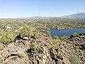 Butcher Jones Trail - Mt. Pinter Loop Trail, Saguaro Lake - panoramio (150).jpg