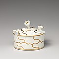 Butter dish with cover (part of a service) MET DP-1134-007.jpg