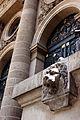 Cámara de Diputados. Asamblea Legislativa DF. Detalle fachada.JPG