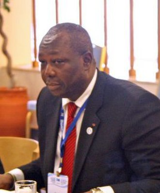 Minister of Foreign Affairs (Central African Republic) - Image: Côme Zoumara