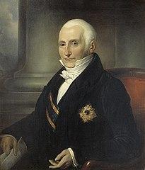 Arnold Willem Nicolaas van Tets (1771-1837)