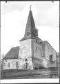 CH-NB - Chavornay, Église, Façade, vue partielle - Collection Max van Berchem - EAD-9400.tif