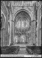 CH-NB - Lausanne, Cathédrale protestante Notre-Dame, vue partielle intérieure - Collection Max van Berchem - EAD-7299.tif
