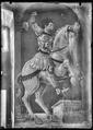 CH-NB - Stein am Rhein, Kloster Sankt-Georgen, Wandmalerei, vue partielle - Collection Max van Berchem - EAD-6990.tif