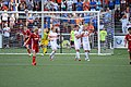 CINvRIC 2017-07-09 - FC Cincinnati celebrates Aodhan Quinn PK goal (27014522777).jpg
