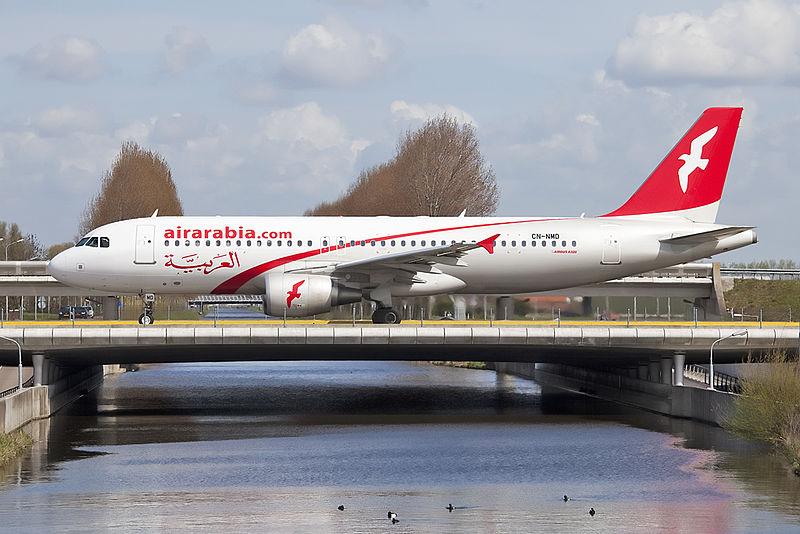 File:CN-NMD A320 AirArabia (5616229031).jpg