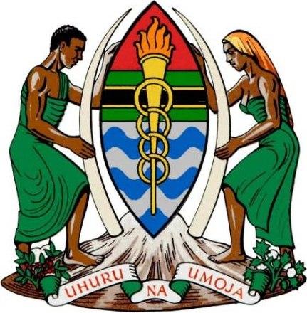 Coat of arms of Tanganyika