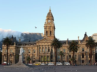 Cape Town City Hall - Cape Town City Hall
