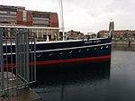 CWGC Princess Elizabeth Dunkerque October 2015 prow.jpg