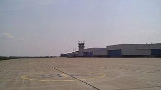 CFB Edmonton - Helipads on airside