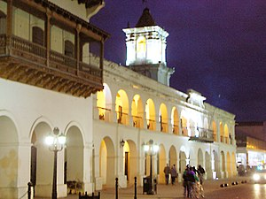 Salta Province - Colonial Cabildo in the city of Salta.