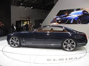 Cadillac Elmiraj - Image: Cadillac Elmiraj Concept IAA2013 side view elmiraj elmiraj elmiraj LWS2805