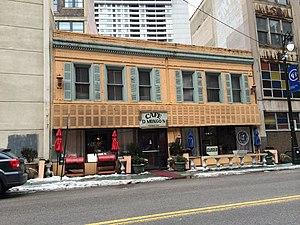 Cafe D'Mongo's Speakeasy - Cafe D'Mongo's Speakeasy (1439 Griswold St, Detroit, MI)