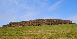 Barnenez - The Cairn of Barnenez