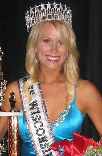 Miss Wisconsin USA - Caitlin Morrall, Miss Wisconsin USA 2007