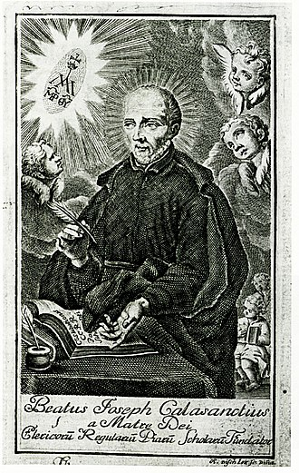 Joseph Calasanz - Image: Calasanza rastatt