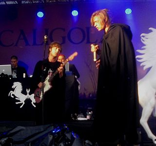 Caligola (music project)