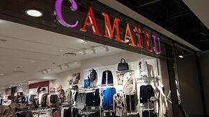 Camaïeu (company) - Image: Camaïeu, Italie 2, Paris 5 April 2013