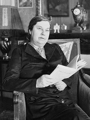 Camille Marbo - Camille Marbo in 1937, president of the Société des gens de lettres.