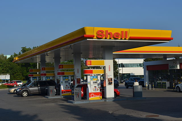 Shell station by Raysonho @ Open Grid Scheduler / Grid Engine [CC0]