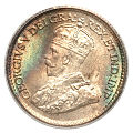 Canada Newfoundland George V 5 Cents 1912 (obv).jpg