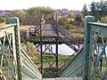 Canal Footbridge, Parkgate, Rotherham - geograph.org.uk - 1567084.jpg