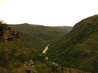 Guartelá Canyon