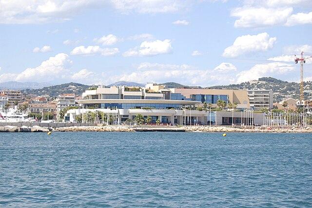 Palacio de Festivales y Congresos de Cannes