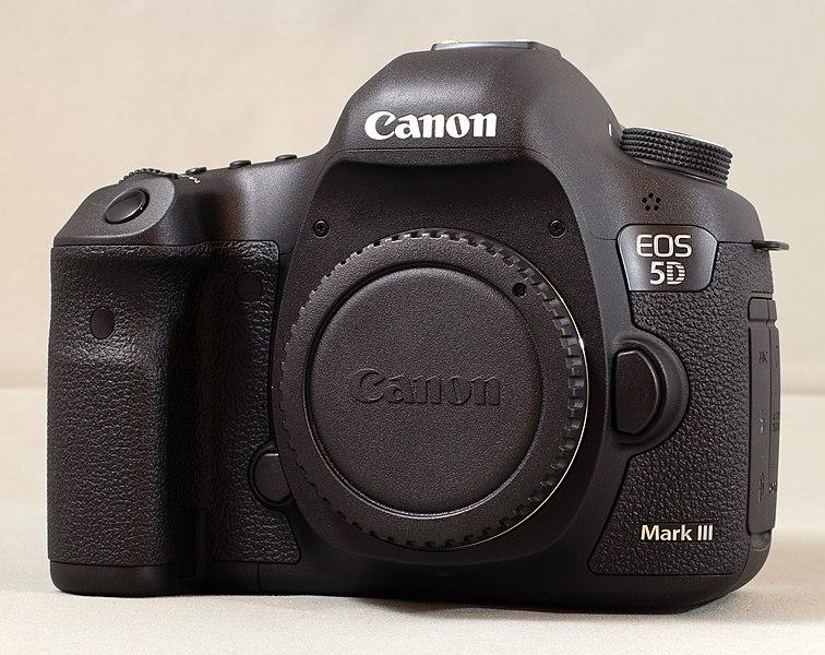 File:Canon 5D Mark III.jpg