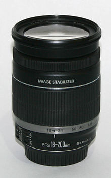 Canon EF-S 18–200mm lens - Wikipedia 81c7891a16