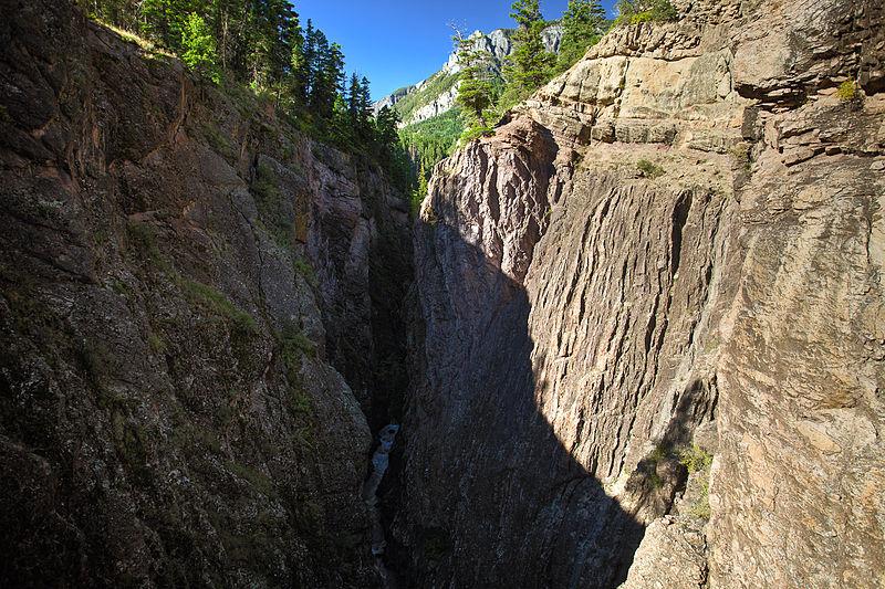 File:Canyon Creek Before the Box Canyon (6309162655).jpg