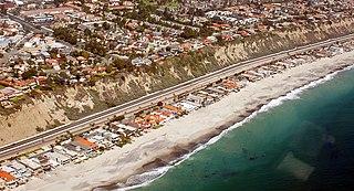 Capistrano Beach, Dana Point, California District of Dana Point in California, United States